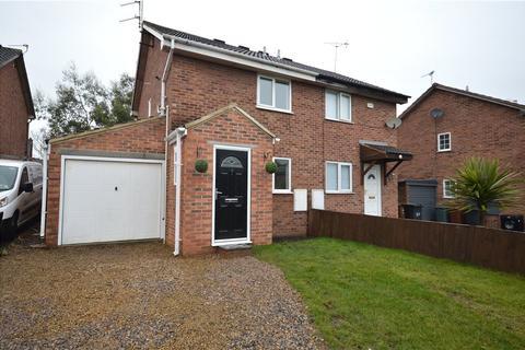 2 bedroom townhouse for sale - Lea Park Close, Leeds, West Yorkshire