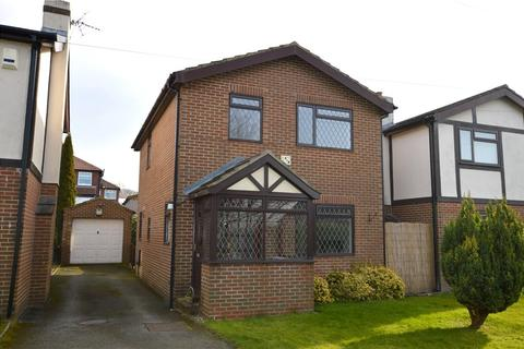 3 bedroom detached house for sale - Mount Pleasant, Off Whitecote Hill, Bramley, Leeds