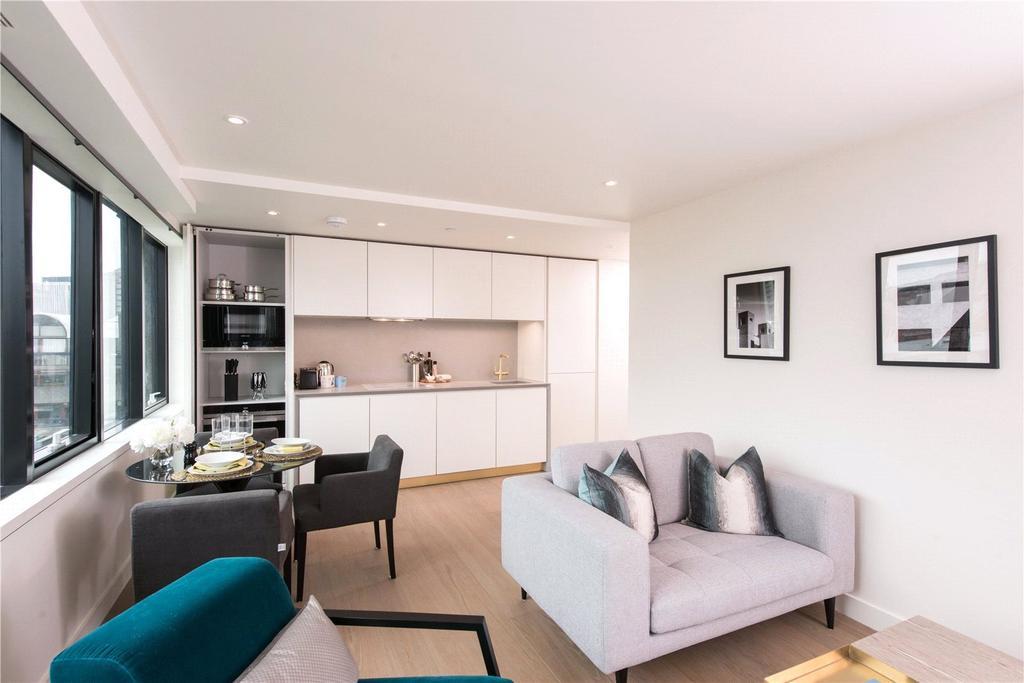 2 Bedrooms Flat for sale in Fann Street