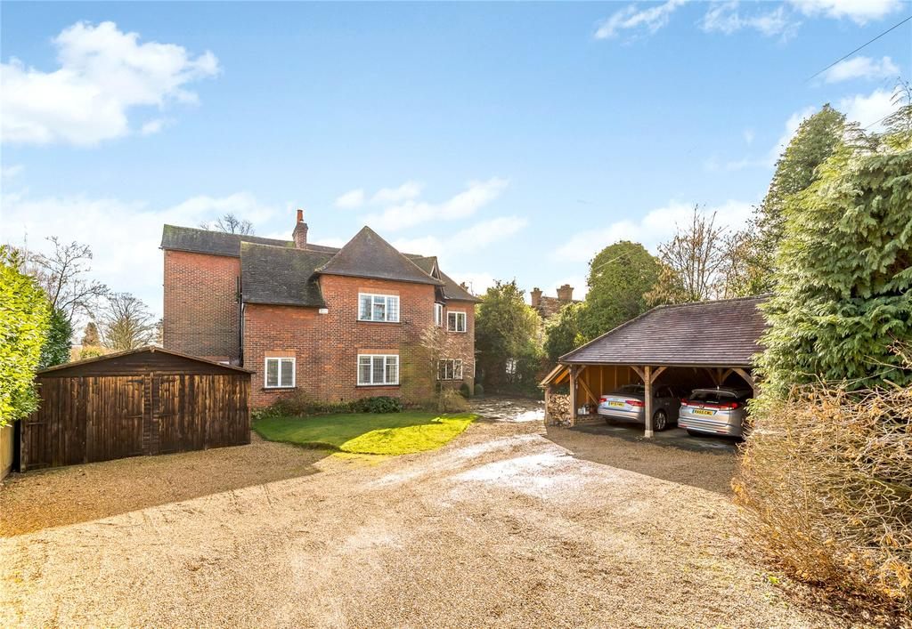6 Bedrooms Detached House for sale in Kingsway, Chalfont St Peter, Gerrards Cross, Buckinghamshire