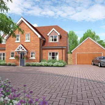4 Bedrooms Semi Detached House for sale in Higham Lane, Bridge, Canterbury, Kent