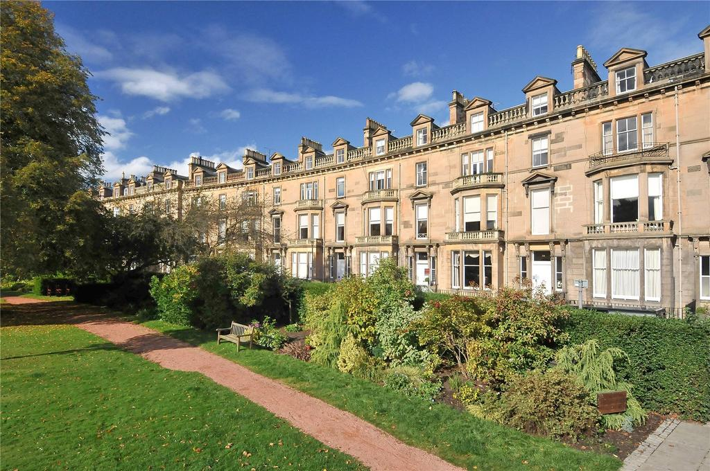 3 Bedrooms Terraced House for sale in Belgrave Crescent, Edinburgh