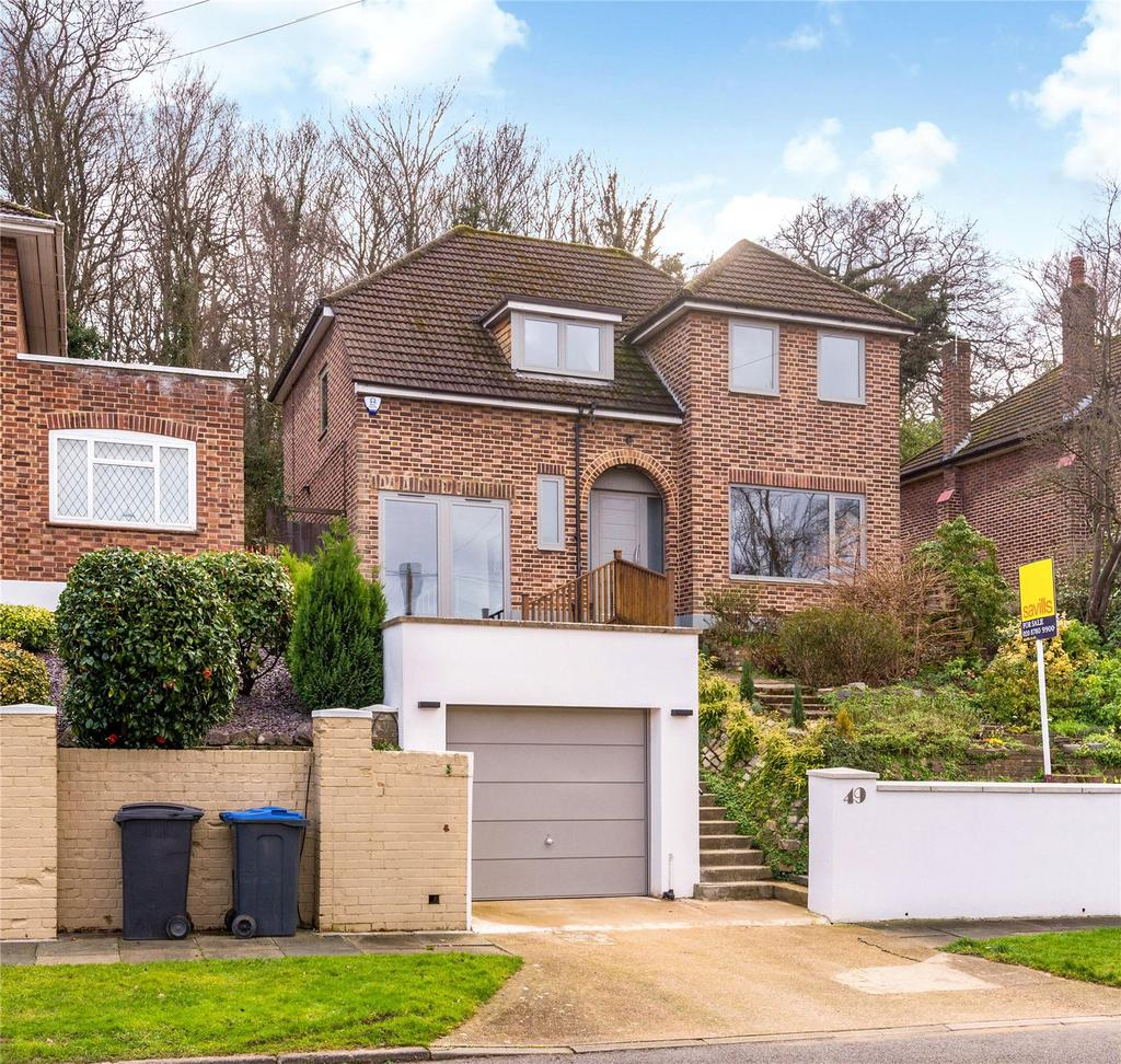 5 Bedrooms Detached House for sale in Ullswater Crescent, London, SW15