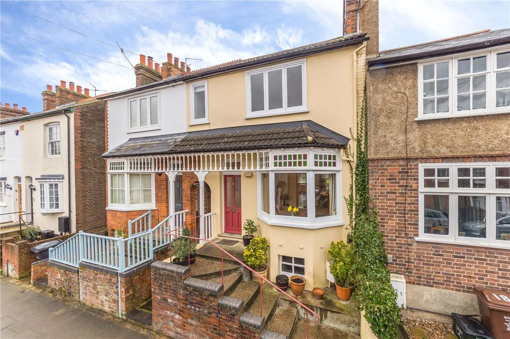 3 Bedrooms Terraced House for sale in Cannon Street, St. Albans, Hertfordshire