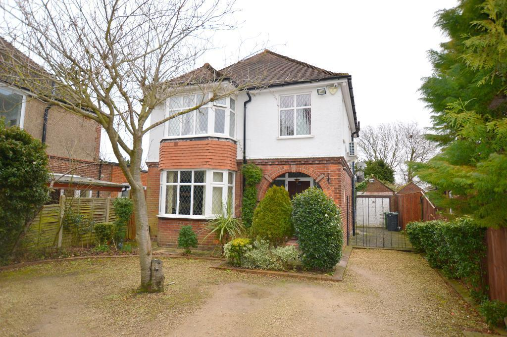 3 Bedrooms Detached House for sale in Barton Road, Luton, Bedfordshire, LU3 2BE