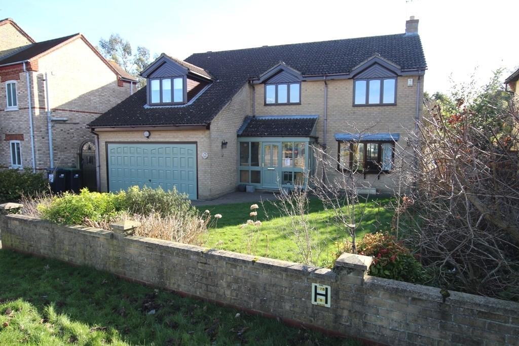 5 Bedrooms Detached House for sale in Main Street, Witchford