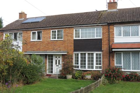 3 bedroom townhouse for sale - Wheeler Close, Chadwick End, Solihull, B93 0BW