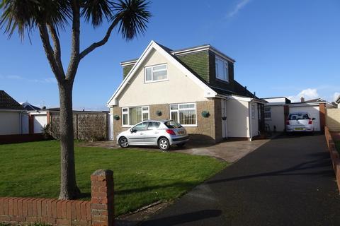 4 bedroom detached bungalow for sale - SANDPIPER ROAD, REST BAY, POTHCAWL, CF36 3UT