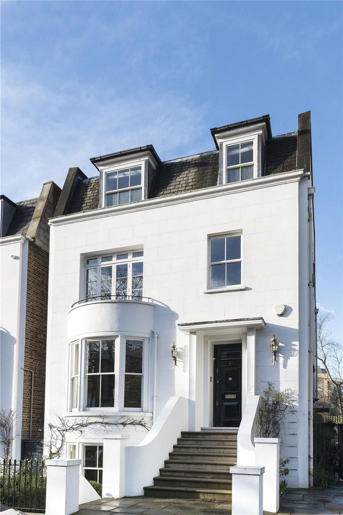 5 Bedrooms House for sale in Hornton Street, London, W8