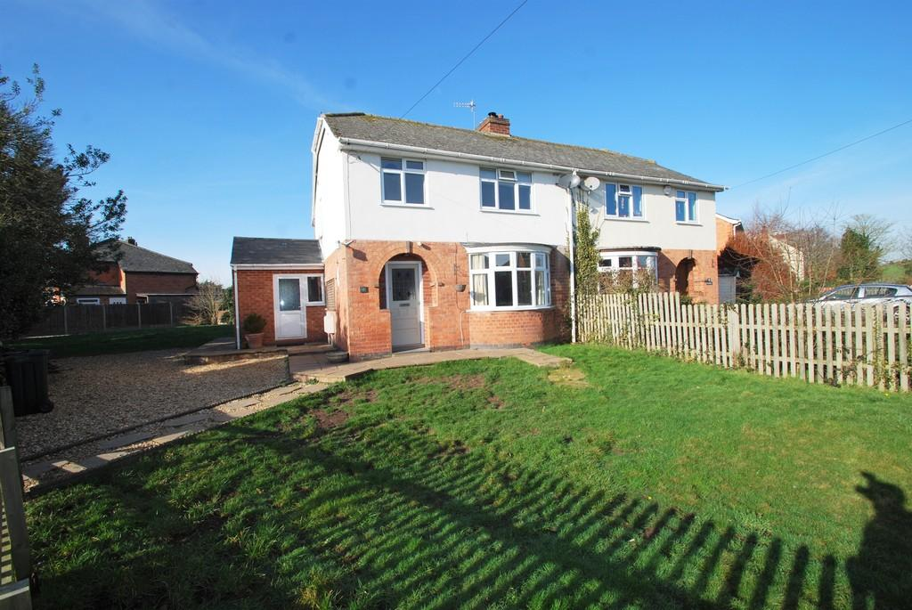 3 Bedrooms Semi Detached House for sale in Grange Lane, Rushwick