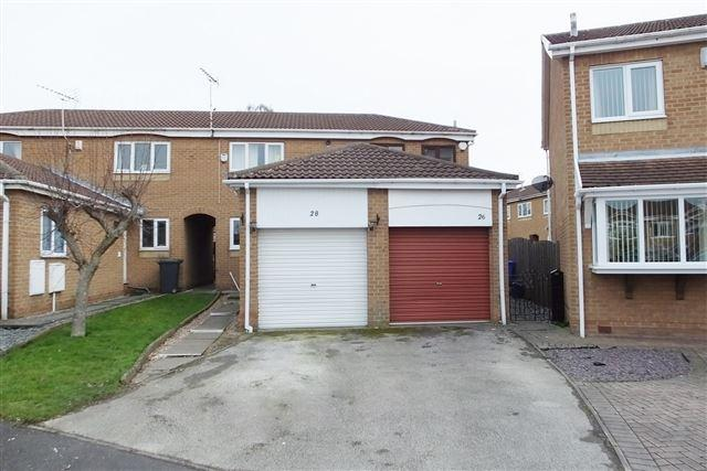 1 Bedroom End Of Terrace House for sale in Ringwood Grove , Sheffield , S20 2DU