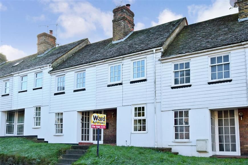 2 Bedrooms Terraced House for sale in Ware Street, Bearsted, Maidstone, Kent
