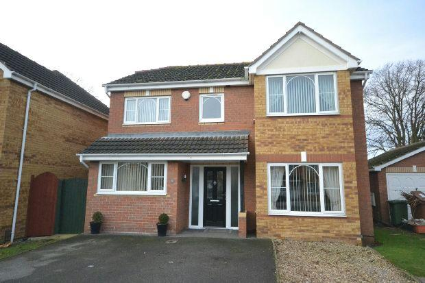 4 Bedrooms Detached House for sale in Haigh Court, Grimsby