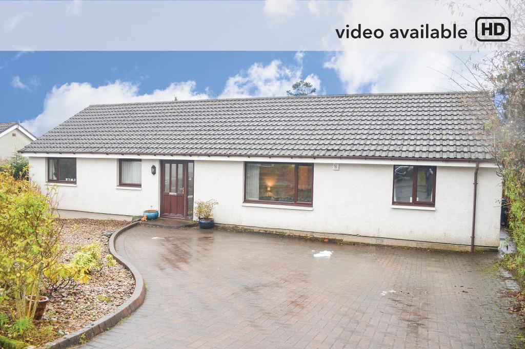 4 Bedrooms Bungalow for sale in Kildonan Drive, Helensburgh, Argyll Bute, G84 9SA