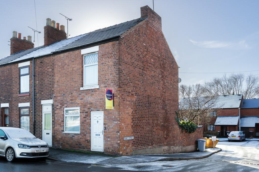 3 Bedrooms End Of Terrace House for sale in Crewe, Cheshire