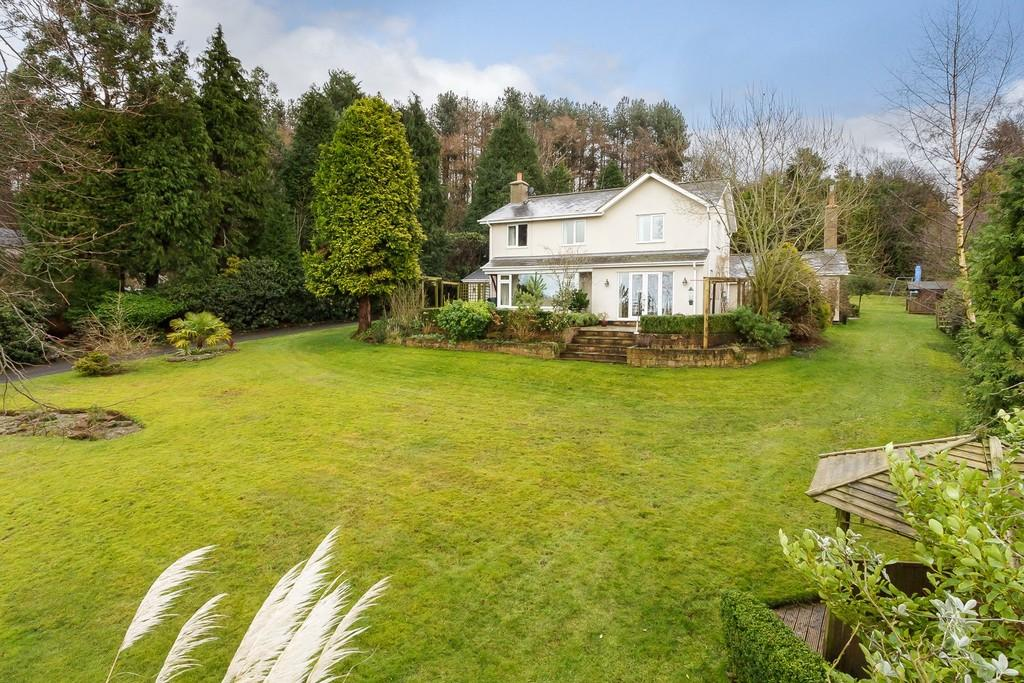 5 Bedrooms Detached House for sale in Maranatha, Quarry Lane, Kelsall, CW6 0PD