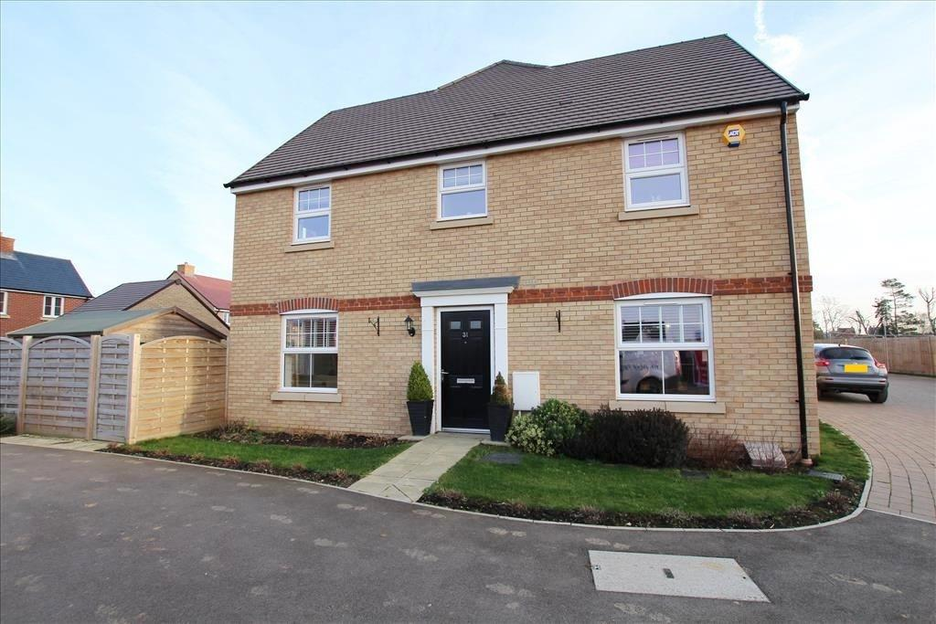 4 Bedrooms End Of Terrace House for sale in Maskin Drive, Biggleswade, SG18