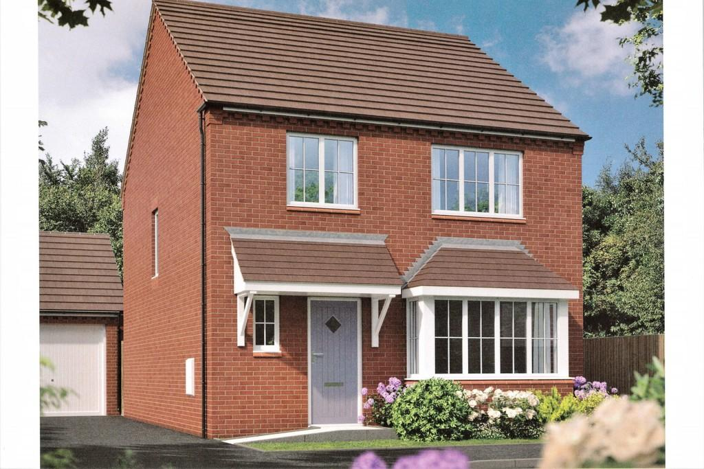 4 Bedrooms Detached House for sale in Ashtree Gardens, Burton Road