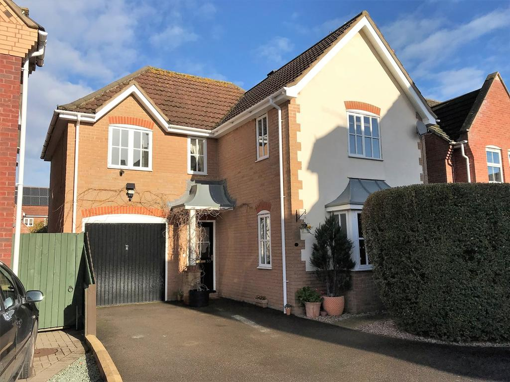 4 Bedrooms Detached House for sale in Southfields, Bourne, PE10