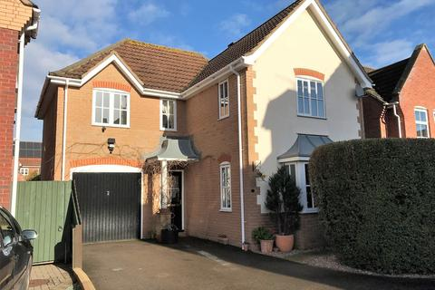 4 bedroom detached house for sale - Southfields, Bourne, PE10