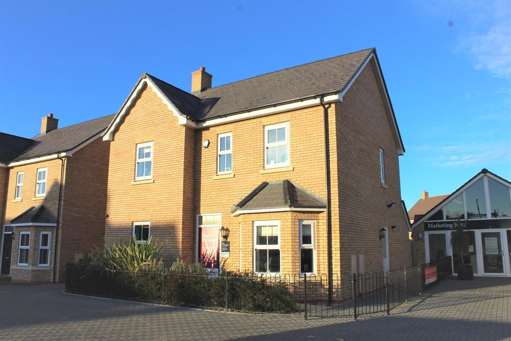 4 Bedrooms Detached House for sale in St Andrews, Biggleswade, SG18