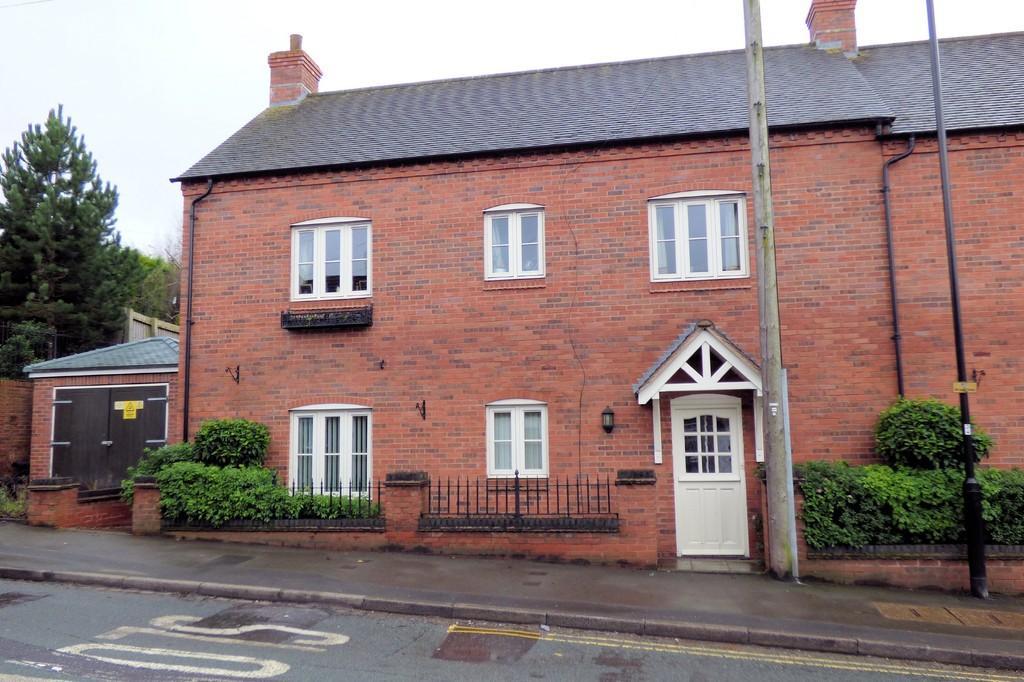 2 Bedrooms Ground Flat for sale in Burton Street, Tutbury