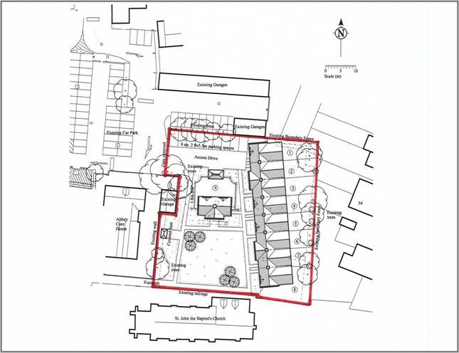 Residential Development Commercial for sale in Residential Development Site Off, Ravensdale, Clacton-on-sea, Essex, CO15 4QH