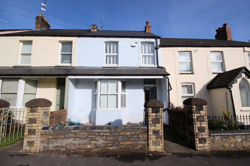 3 Bedrooms Terraced House for sale in Heol Isaf, Radyr