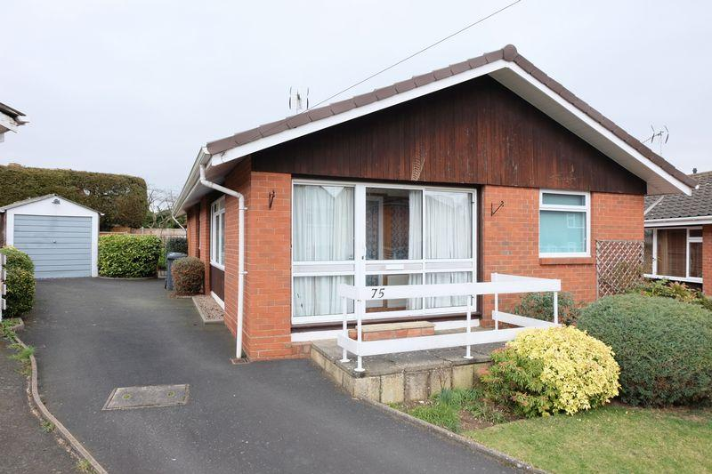 3 Bedrooms Detached Bungalow for sale in The Ridgeway, Stourport-On-Severn DY13 8XT