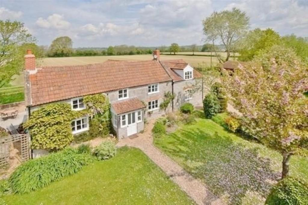 4 Bedrooms Detached House for sale in Ham Street, Baltonsborough