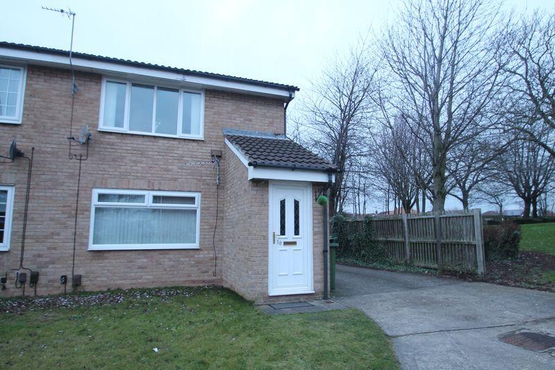 1 Bedroom Apartment Flat for sale in Bainton Close, Billingham