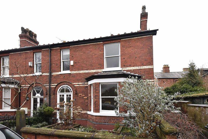 4 Bedrooms End Of Terrace House for sale in Garden Road, Knutsford