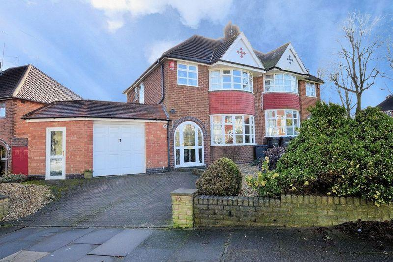 3 Bedrooms Semi Detached House for sale in Whitley Court Road, Quinton