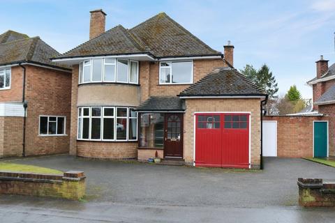 3 bedroom detached house for sale - Hanbury Road, Dorridge