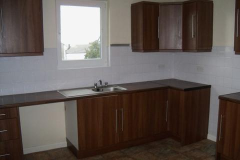 1 bedroom apartment to rent - One bedroomed first floor flat.  Lounge, Kitchen/Diner, Bathroom, GCH. Rent Includes Gas & Water