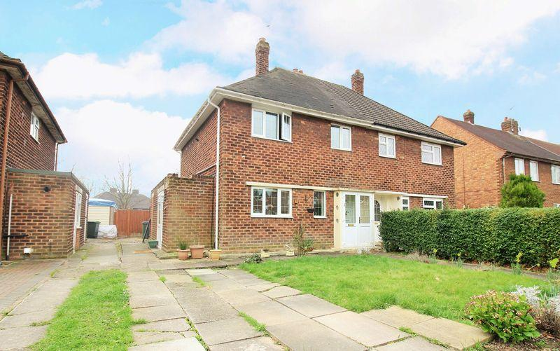 2 Bedrooms Semi Detached House for sale in Yew Tree Lane, Wednesbury