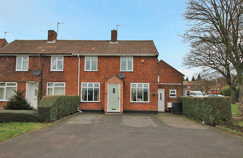 2 Bedrooms Semi Detached House for sale in Gorge Road, SEDGLEY