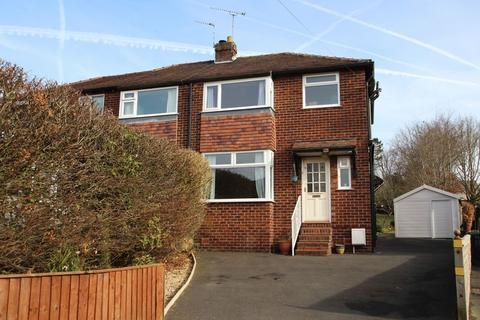 3 bedroom semi-detached house for sale - Aysgarth Avenue, Romiley
