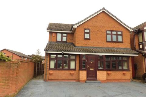 3 bedroom detached house for sale - Woodruff Way, Walsall