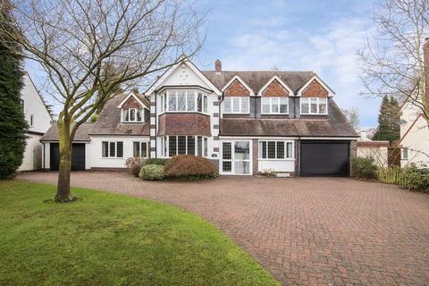 5 bedroom house for sale - Sherifoot Lane, Four Oaks, Sutton Coldfield, B75 5DU