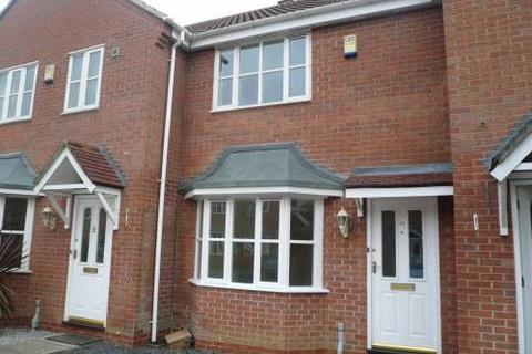 2 bedroom terraced house to rent - Springhead Gardens, Willerby Road