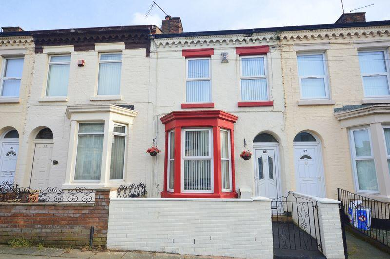 3 Bedrooms Terraced House for sale in Jacob Street, Liverpool