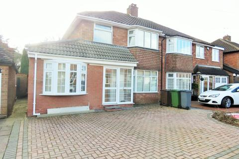 4 bedroom semi-detached house for sale - Henley Crescent, Solihull