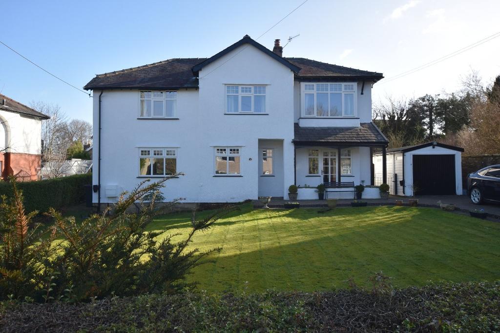 4 Bedrooms Detached House for sale in Horderns Road, Chapel-en-le-Frith, High Peak