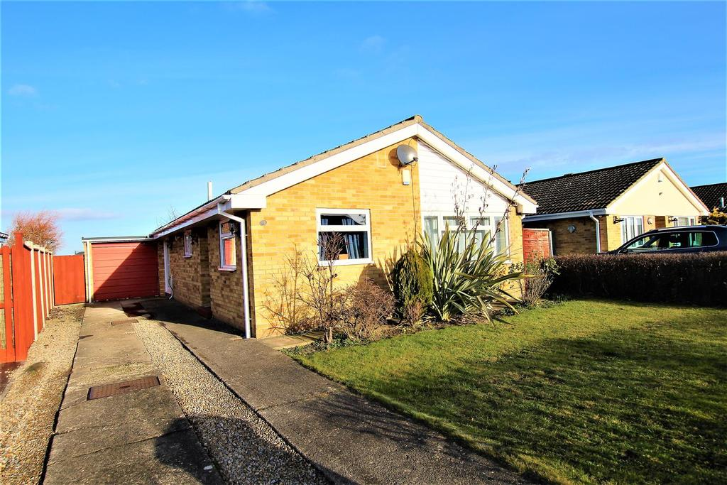 3 Bedrooms Detached Bungalow for sale in Mount Leven Road, Yarm