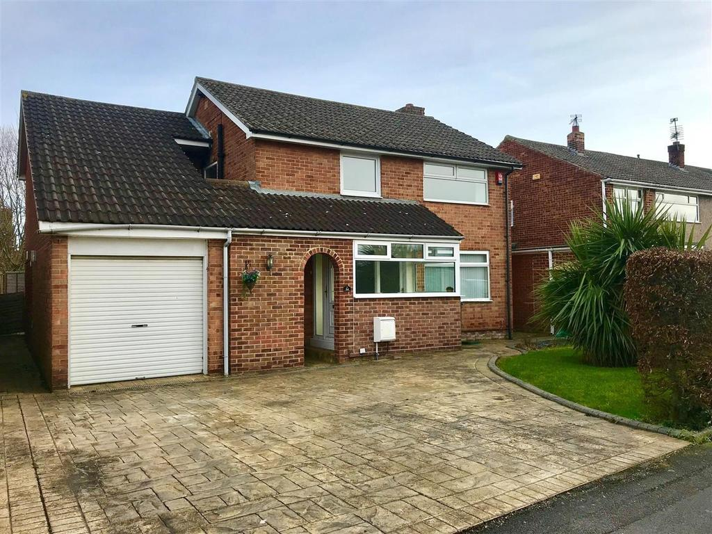3 Bedrooms Detached House for sale in Butterfield Drive, Eaglescliffe, Stockton-On-Tees