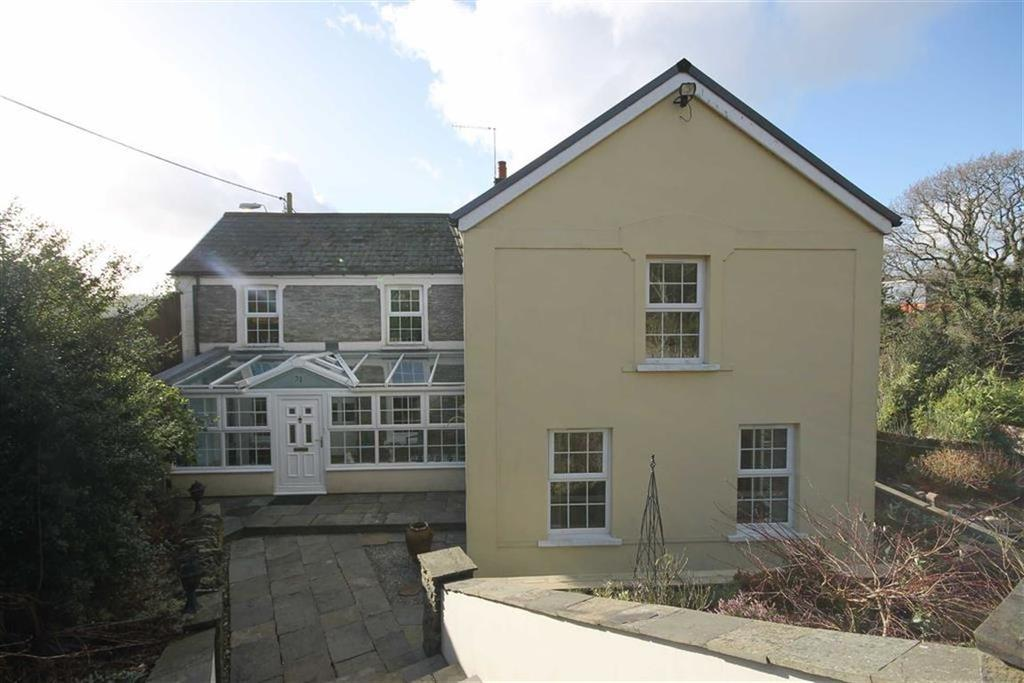 3 Bedrooms Detached House for sale in High Street, Pengam, Blackwood
