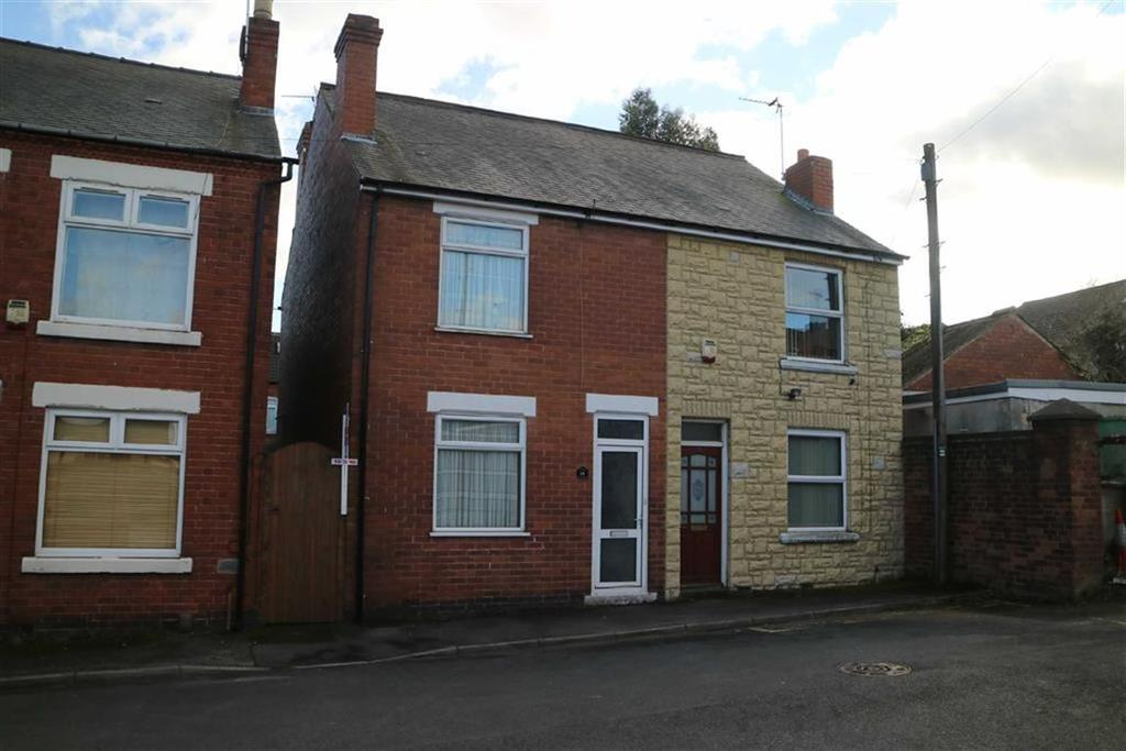 2 Bedrooms Semi Detached House for sale in 15, Beardall Street, Mansfield, Notts, NG18