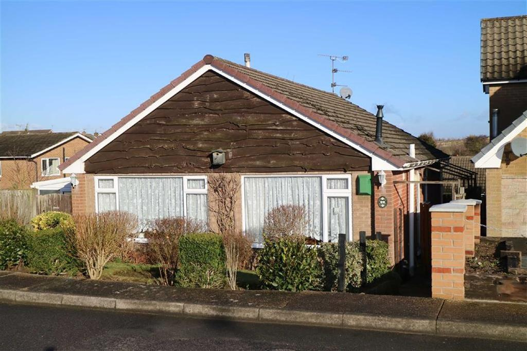 2 Bedrooms Detached Bungalow for sale in Springwood View Close, Sutton In Ashfield, Notts, NG17