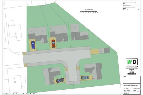 Land for sale - Moordale Avenue, Oldham, Greater Manchester, OL4